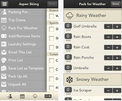 b10 520x429 Bon voyage! Stow is a sweet iOS packing list app for forgetful travellers