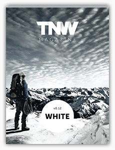 cover Buy an ad for your startup in the next issue of TNW Magazine: bidding starts at $1
