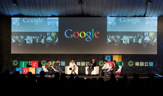 ericschmidt beijing 520x305 After North Korea trip, Googles Eric Schmidt swings by China to woo Android developers