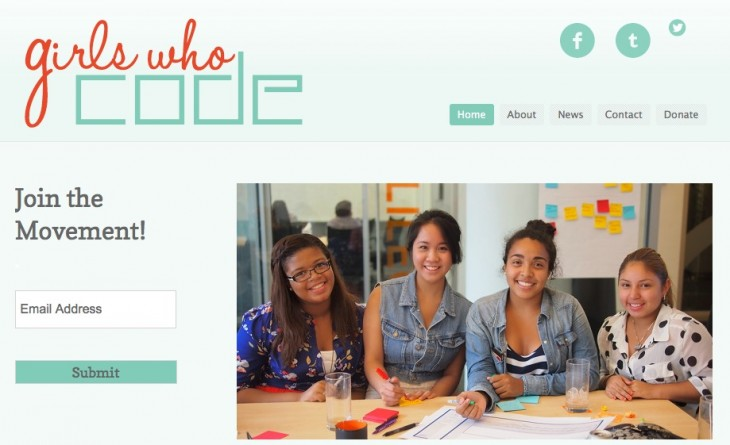 girls who code site 730x445 Girls Who Code expands across the US with summer programs in Detroit, San Jose and Miami
