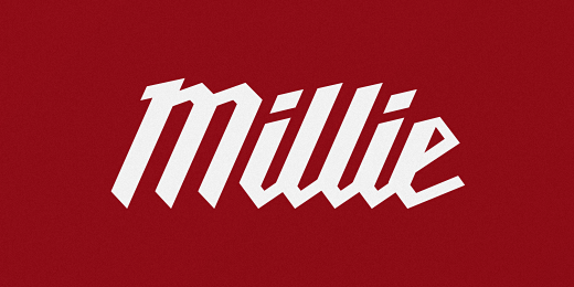 millie 38 Of the most beautiful typeface designs released this winter