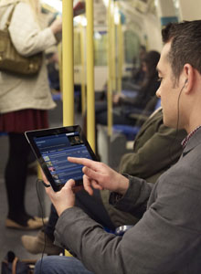 sky go extra on london underground Sky Go Extra launches to let you download movies and shows for offline viewing in the UK and Ireland