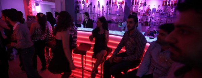 SYRIA-CONFLICT-NIGHTLIFE