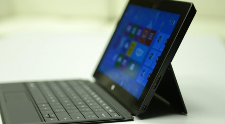 2013 02 05 15h01 16 730x405 Hands on with Microsoft's Surface Pro tablet hybrid: An interesting device in search of a user