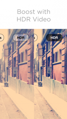 4 220x390 Socialcam updates iOS app with 720p video, HDR recording, new filters, and enhanced editing controls