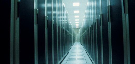Data storage Centre for Internet servers