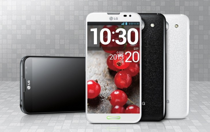 G Pro 220130218083033908 730x458 LG unveils quad core Optimus G Pro, launching in Korea this week, North America in Q2 2013
