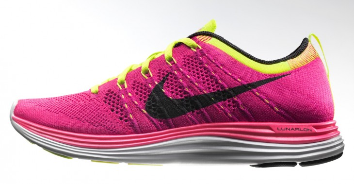 Watch: Nikes new Flyknit Lunar1+ running shoes can be steam fitted in store