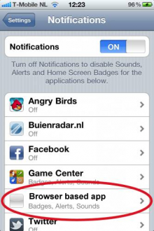 Settings 220x330 Would push notifications for HTML5 apps kill native apps?