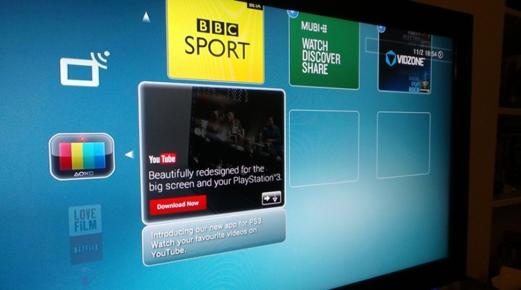 a3 730x406 The PS3 gets a native YouTube app in 19 more countries across Europe, Australasia, Africa and Asia