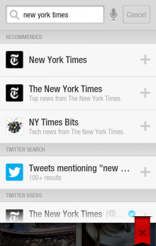 a8 220x348 The New York Times finally lands on Flipboard for Android and Kindle Fire