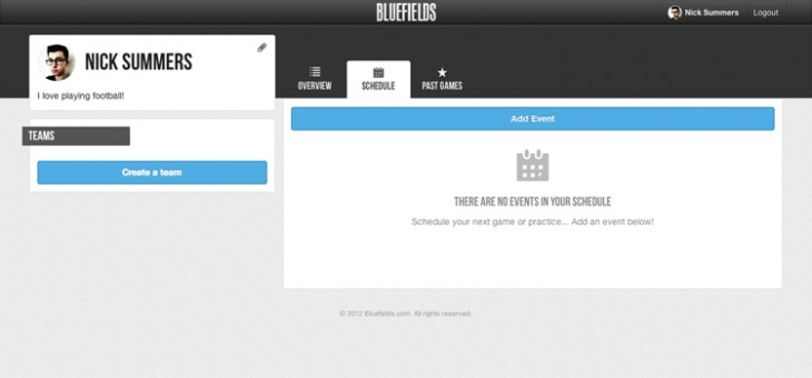 bluefields 730x340 Bluefields raises $1M seed round to grow its social management platform for amateur sports teams