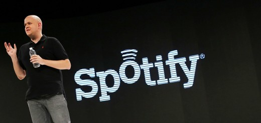 Spotify Holds Press Event In New York