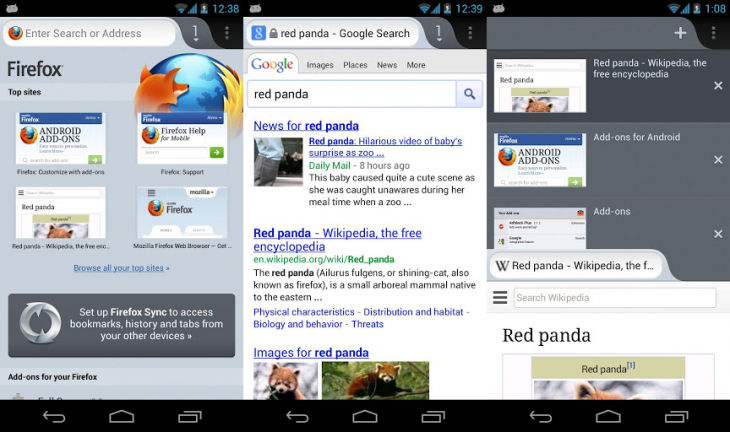firefox beta 730x432 Firefox for Android beta adds per tab private browsing, home screen shortcuts, support for 25m more phones