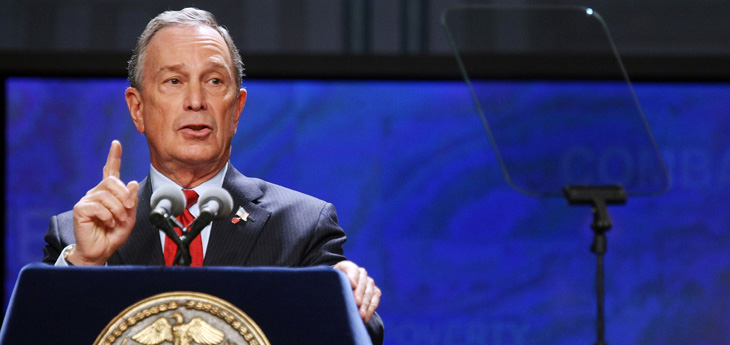 michael bloomberg Silicon Valley and NYC Mayor Bloomberg launch 'March for Innovation' to help reform US immigration