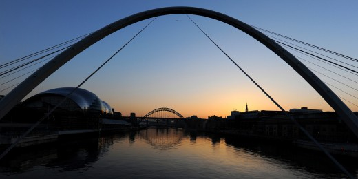newcastle tyne 520x260 Cupples acquisition by its US rival is a shining example of how UK startups can succeed outside London