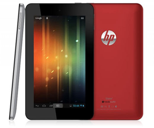 slate 7 hero tcm 245 1375000 520x433 HP dives into Android with new Slate 7 Jelly Bean tablet, coming to the US this April for $169