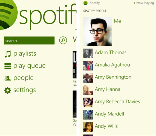 spotifywp8 After a long wait, Spotify finally launches Windows Phone 8 app in beta