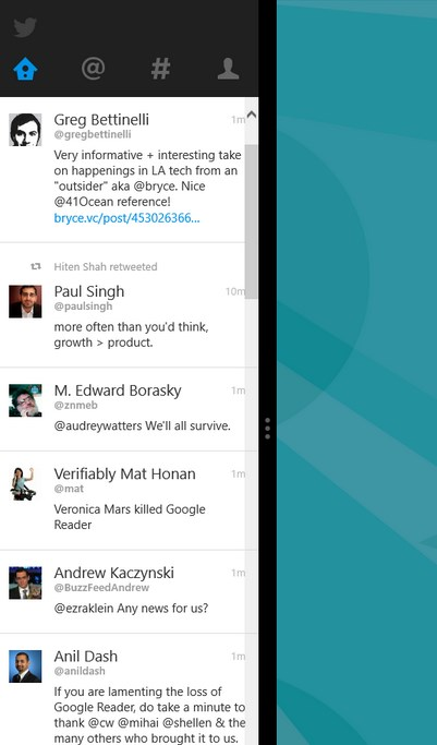2013 03 13 18h11 23 Twitter finally launches native app for Windows 8 and Windows RT