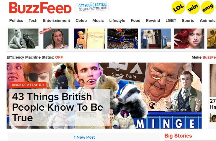 BF 730x478 BuzzFeed officially lands in the UK with a new localized homepage