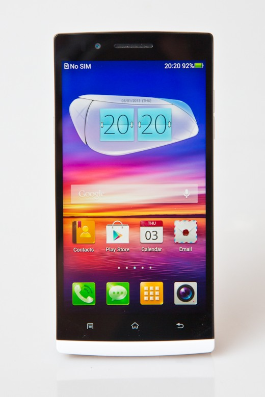 "Oppofind5 70 520x779 Review: The Find 5 is a decent 5"" Android smartphone that puts Chinas Oppo on the international map"