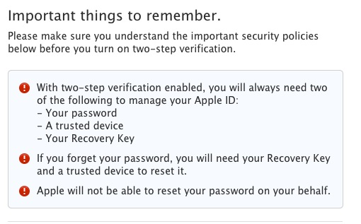 Screen Shot 2013 03 21 at 11.49.22 AM Heres how Apples new two step verification for iCloud and Apple IDs works