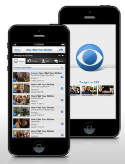 Screenshot 1 Eyeing new revenue streams, CBS rolls out a full episode streaming app for iOS, other platforms to follow