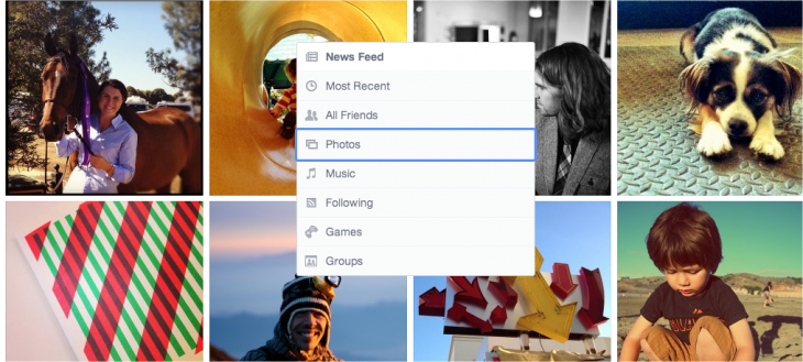 Snap 2013 03 07 at 10.41.57 730x329 Facebook introduces new News Feed with larger images, choice of feeds and consistent mobile design