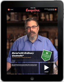 Volio TalktoEsquire main DavidWondrich 220x279 Nuance founder launches Volio, an interactive video platform powered by voice