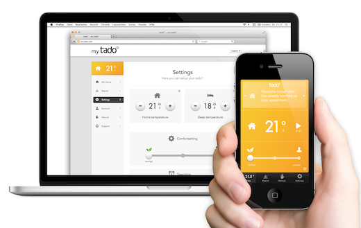 tado1 Tado°, Europes answer to NEST, launches its smart heating app worldwide