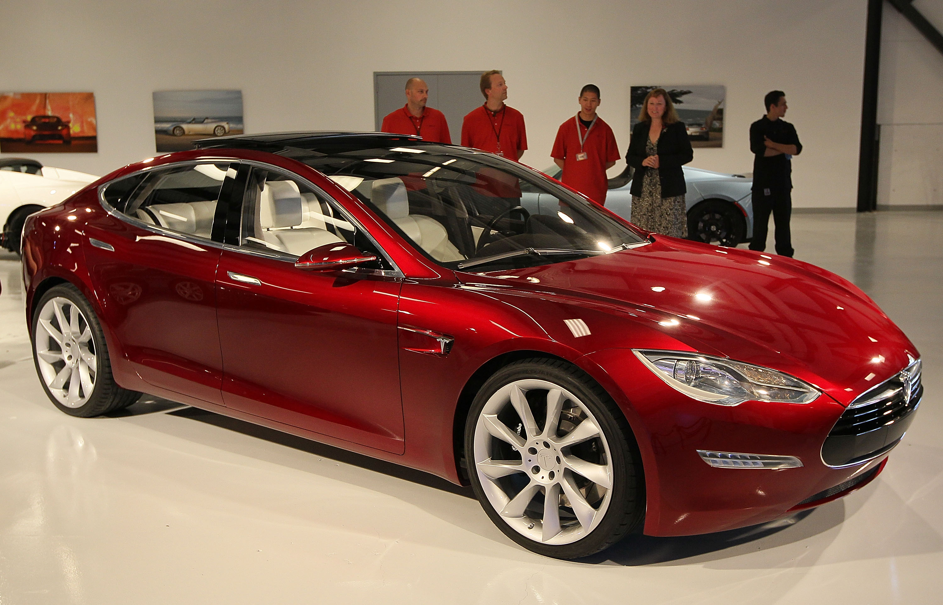 tesla reveals price of model s in china   the next web