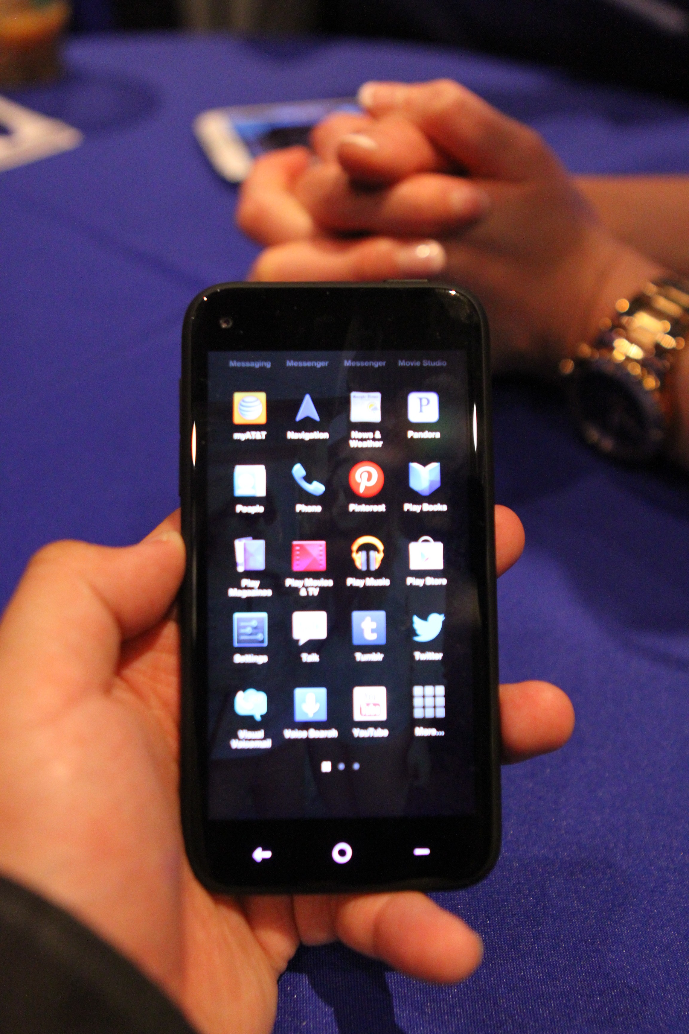 IMG 7871 e1365102186789 Hands on with the HTC First and Facebooks Home launcher for Android