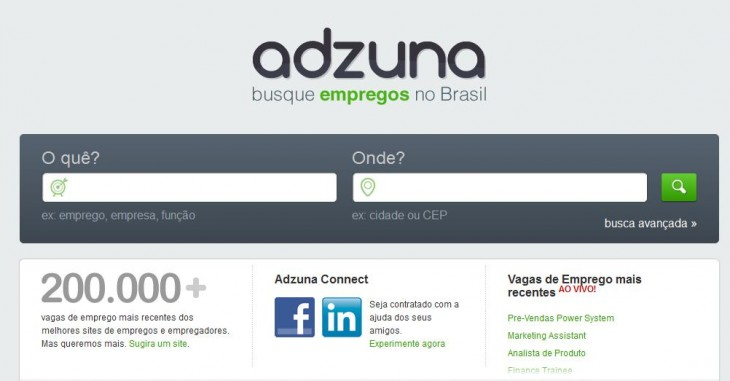 Screenshot 12 730x381 UK based Adzuna takes its jobs search engine to Brazil, South Africa, Australia and Canada