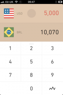 a7 220x330 TNW Pick of the Day: Check this beautiful little currency converter app for iPhone