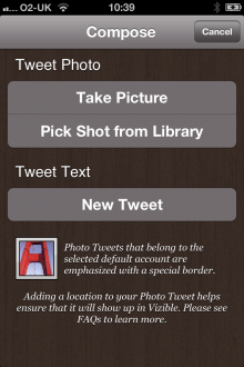c 220x330 Vizible for iOS lets you view photos shared on Twitter nearby