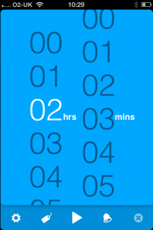 c12 220x330 TNW Pick of the Day: Timeless is a beautifully simple timer app for iPhone