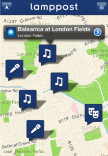 screenshot 220x316 Top tier London nightlife apps    Stay connected, have fun, get home safe