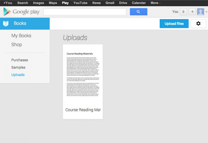 1 730x504 Google Play Books for iOS and Android redesigned, gets a Read Now section and lets you upload files