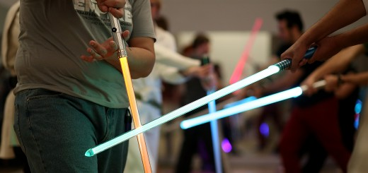 Star Wars Fans Train As Jedis In Lightsaber Class In San Francisco
