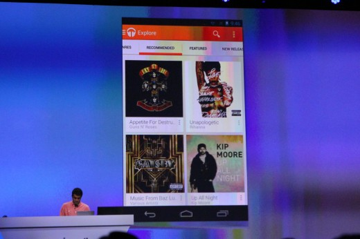 IMG 0286 520x346 New Google Play Music All Access subscription service at $9.99/mo with 30 day trial available in US today