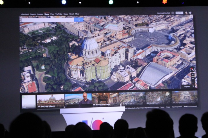 IMG 0330 1 730x486 Google unveils new Google Maps for desktop with unified imagery, new interface, live 3D and more