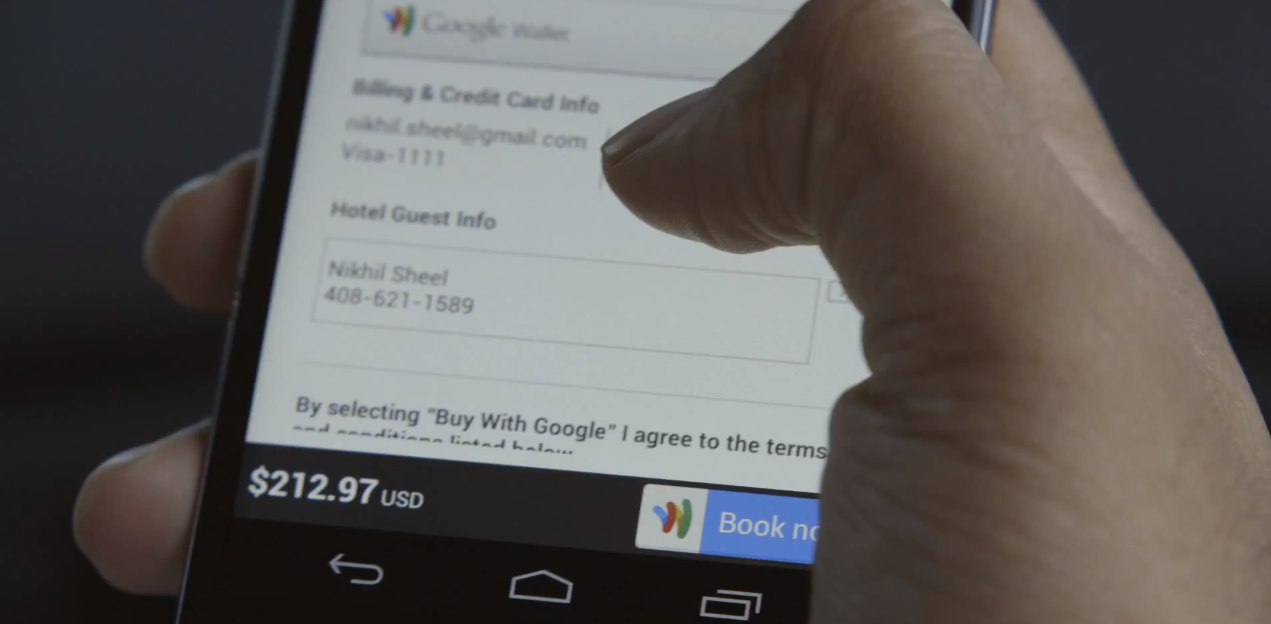 Google Wallet for Android and iOS Gets Online Order Tracking