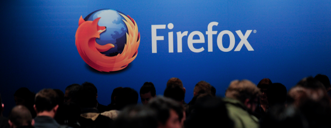 SPAIN-TELECOM-MOBILE-WORLD-CONGRESS-FIREFOX