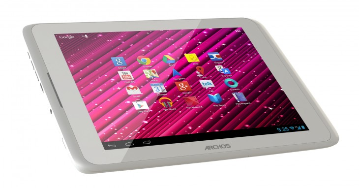 archos 80xenon Gapps hidef 3 1 730x382 Budget Archos 80 Xenon tablet surfaces with an 8 IPS display and stock Android out of the box