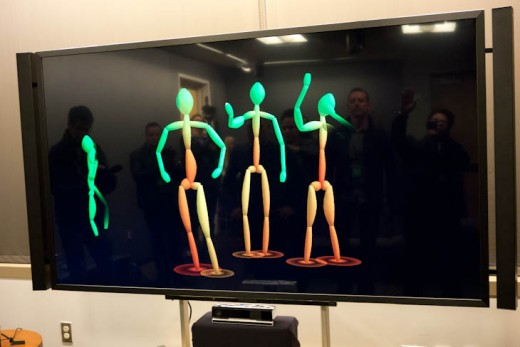 ces 8 2 520x347 The new Xbox One Kinect tracks your heart rate, happiness, hands and hollers