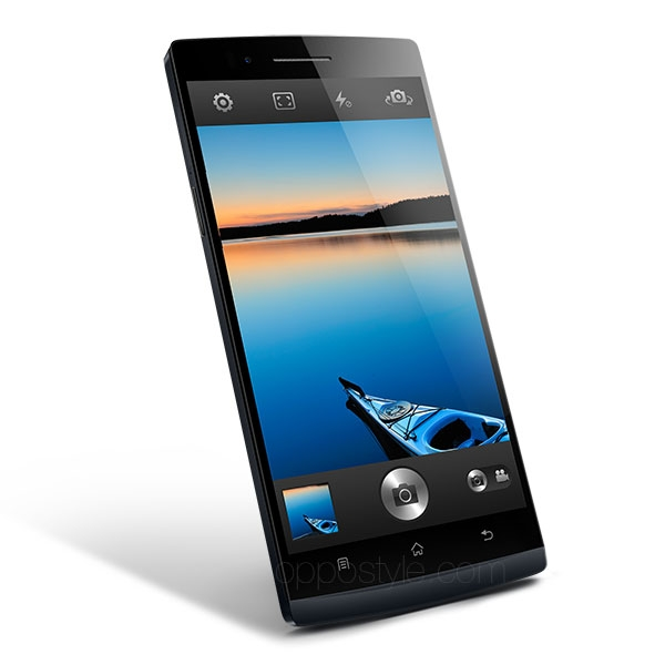 find 5 midnight OPPO Find 5 launches in Europe, available in White or Midnight at €399 for 16GB and €429 for 32GB
