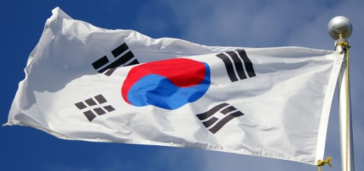 korean flag korea