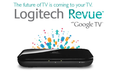 logitech revue google tv Google updates Google TV to Android Jelly Bean and Chrome 26, announces faster update cycle