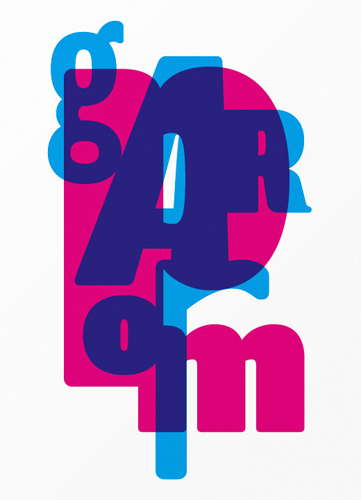 program 30 of the most beautiful typeface designs released last month (April)