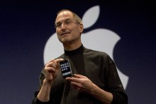 steve jobs 220x146 The demise and rebirth of compact cameras